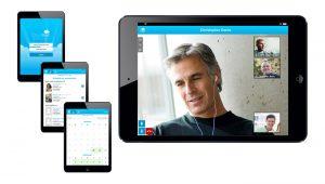 CloudVisit Mobile Application