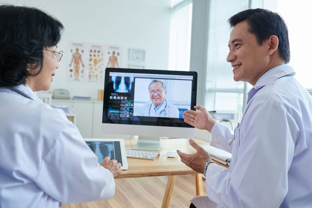 CloudVisit Telehealth - online video doctor appointments