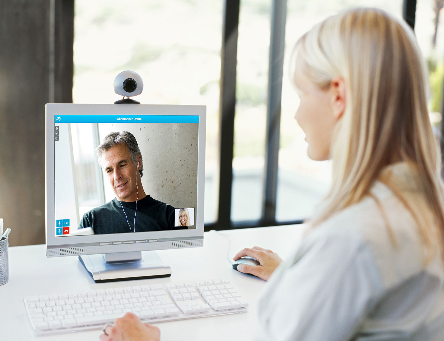 CloudVisit Telemedicine - remote health consultations