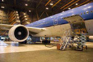 Aircraft Line Maintenance
