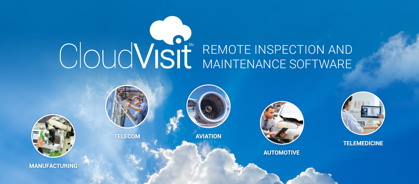 CloudVisit Remote Inspection and Maintenance Software
